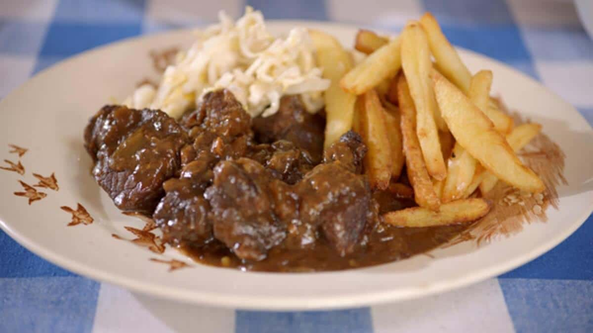 Blog post afbeelding - Klassieke stoofvlees friet